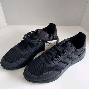 Adidas Originals Retroset Shoes, Black, 10.5